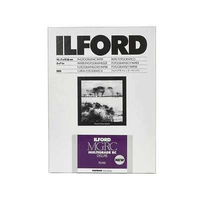 Ilford Multigrade V RC Deluxe Photographic Paper | Pearl • 22.90£