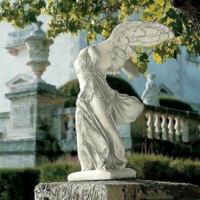 Nike Of Samothrace Goddesses Of Victory Large 40  Replica Garden Statue  • 354.52£