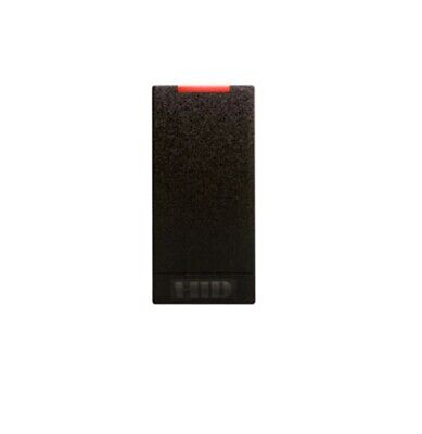 HID R10 ICLASS Smart Card Mini Mullion Reader 6100CKN0000 Mifare CSN • 25£