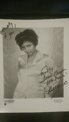 $ CDN6.24 • Buy Port Charles Actress DEBBI MORGAN Authentic Signed 8x10 Photo