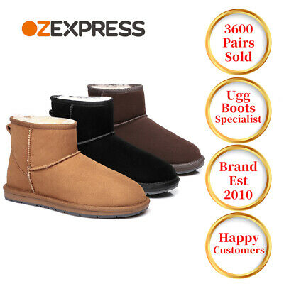 AU69.99 • Buy 【ON SALE】UGG Classic Mini Boots Water Resistant  Premium Australian Sheepskin