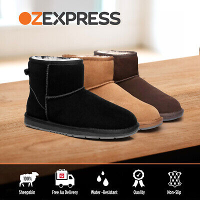 AU53.99 • Buy 【ON SALE】UGG Classic Mini Boots Water Resistant  Premium Australian Sheepskin