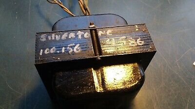 $ CDN48.38 • Buy Vintage Silvertone Radio Power Transformer Model 4586 - Chassis 100.156
