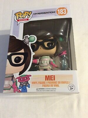 AU20 • Buy Mei #183 - Overwatch - Funko Pop! Vinyl