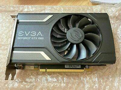 $ CDN171.04 • Buy EVGA Geforce GTX 1060  (03G-P4-6162-KR) Super Clock  3GB GDDR5, ACX 2.0
