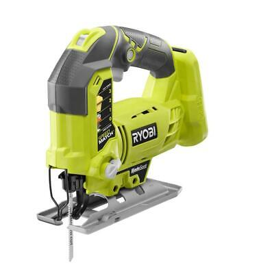 RYOBI Orbital Jig Saw 18-Volt Battery Charger Bag Blade Clamp Base Adjustable • 57.54£