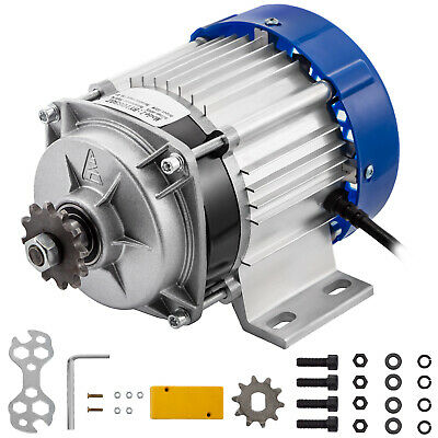 Brushless Motor Go Kart Electric Motor For Go Kart 60V 500W Electric Gear Motor • 65.99£