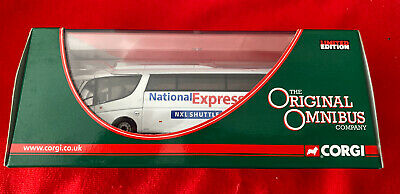 CORGI OM46201 A Scania K114IB4 / Irizar PB National Express - 420 London • 35£