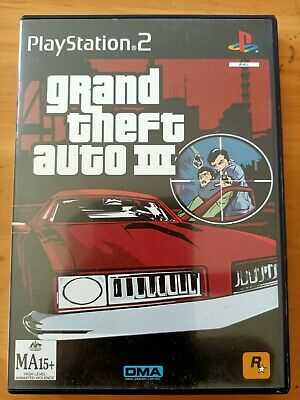 AU25 • Buy Grand Theft Auto 3. Ps2