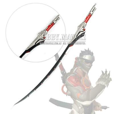$ CDN25.54 • Buy Blackwatch Genji Dragon Blade Foam PU LARP Cosplay Sword
