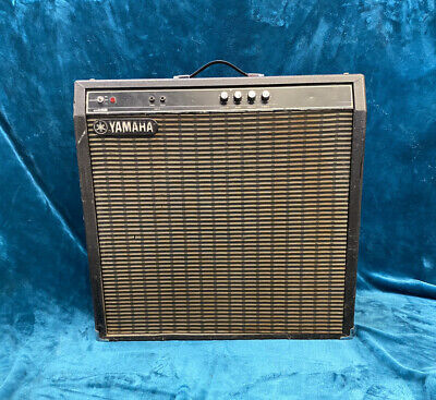 $202.50 • Buy Vintage Yamaha B50-115 Bass Amplifier (local Pick Up Only)!