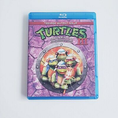 $ CDN11.69 • Buy Teenage Mutant Ninja Turtles 3 Blu Ray English French