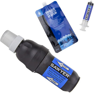 AU65.96 • Buy Sawyer Products Squeeze Water Filter System