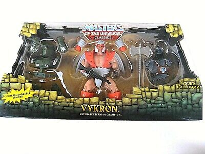 $75.99 • Buy Masters Of The Universe Classics VYKRON MOTUC He-Man Ultimate Eternian Champion