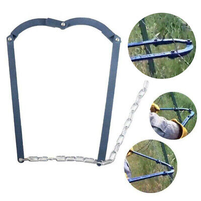 £27.13 • Buy 20''Heavy Duty Farm Fence Strainer Fencing Repair Wire Pulling Tools Metal Chain
