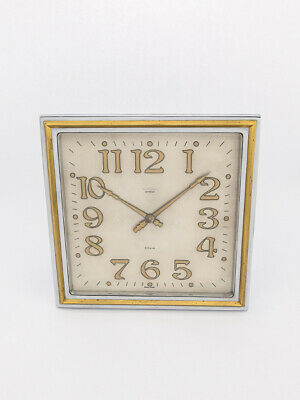 £2487.20 • Buy Omega Table Clock With 8 Days Movement Art Deco 1927