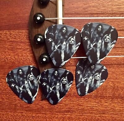 $ CDN2.99 • Buy Skid Row Collectable Guitar Pick Pic Plectre Plectrum Lot Of 5