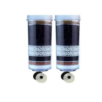 AU60 • Buy Aimex Water 8 Stage Filter Cartridge│Fluoride Reduction│Activated Mineral│2 Pack