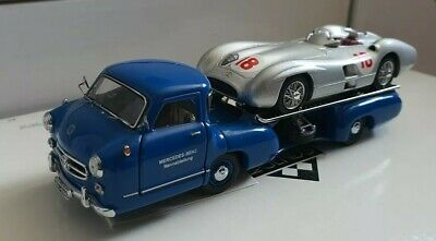 Cmc Mercedes Benz Transporter 1954 1:43 Scale Limited Edition • 299.95£