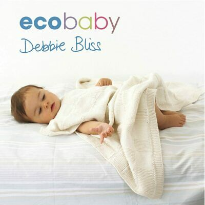 Debbie Bliss Eco Baby Book • 7.50£