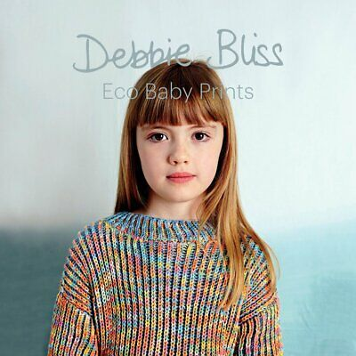 Debbie Bliss Eco Baby Prints Book • 7.50£