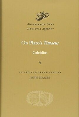 On Plato's Timaeus (Dumbarton Oaks Medieval Library) • 37.42£