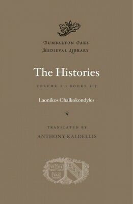 The Histories: Books 1-5 (Dumbarton Oaks Medieval Library) • 37.42£