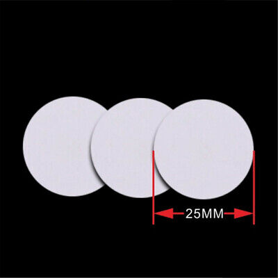 AU7.49 • Buy 10PCS Ntag215 NFC Tags Sticker Phone Available Adhesive Labels RFID Tag 25mm
