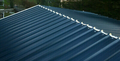 £205.20 • Buy Insulated ROOF Panels – NEW – 80mm Thick – 6m Long – PIR – £28.50/m² +VAT