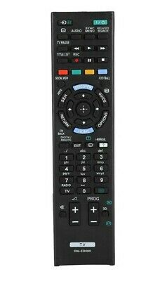 £4.99 • Buy SONY TV Remote Universal Control - Replacement Sony Remote Controller - New