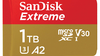 $307.70 • Buy SanDisk 1TB Extreme MicroSDXC UHS-I Memory Card With Adapter - A2, U3, V30, 4...