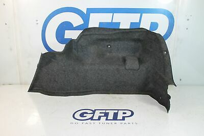 $80.99 • Buy 04-07 Subaru Wrx Sti Oem Passenger Right Rh Trunk Side Carpet Liner 05 06 Stock