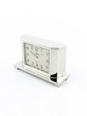 £2779.81 • Buy Amazing Omega Table Clock With 8 Day Movement Art Deco 1930's