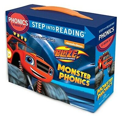 Monster Phonics (Step Into Reading) • 13.06£