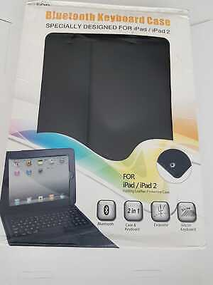 Wireless Bluetooth Keyboard Smart Cover Case For Apple Ipad2 IMac Iphone Tablets • 17.99£