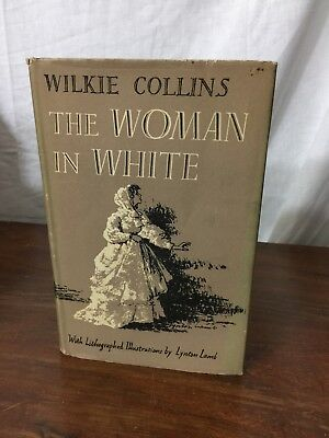 £19 • Buy The Woman In White, Wilkie Collins, Folio Society, 1956, Hardcover