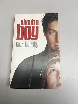Nick Hornby  About A Boy  [penguin]  Paperback Book • 3.50£