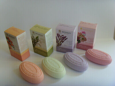 Fressia,Lily Of The Valley, Lavender Pink Bouquet Triple Milled Soaps You Choose • 5£