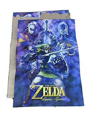 $29.95 • Buy The Legend Of Zelda Symphony Of The Goddesses Live Music Tour Exclusive Poster
