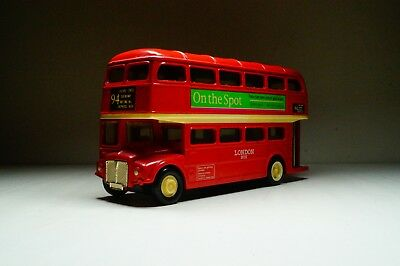 $ CDN12.86 • Buy AEC Routemaster (1954) Bus London Double Decker Scale 1:72 Diecast Model Welly