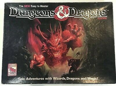 AU115 • Buy Dungeons And Dragons Base Game And Haunted Tower Expansion Pack