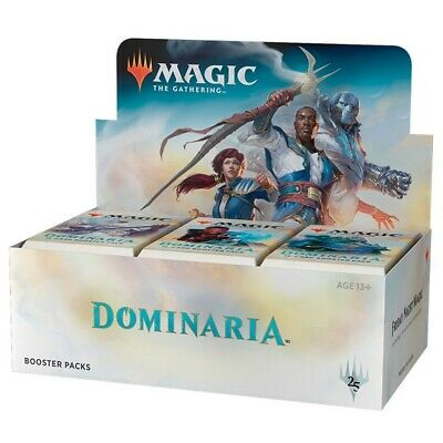 AU193.04 • Buy Magic The Gathering Dominaria Booster Box 36 Boosters