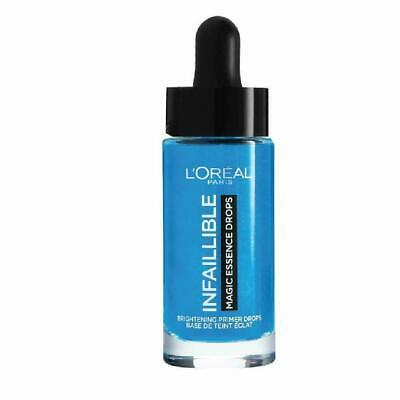 £7.69 • Buy L'oreal Infaillible Magic Essence Drops Primer 15 Ml. Brand New & Sealed