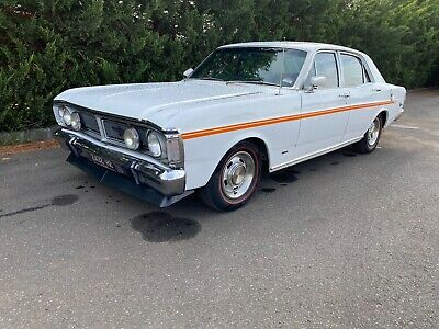 AU58000 • Buy Ford Falcon 500 Gs Gt