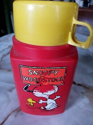 AU15 • Buy Vintage Thermos Roughneck Child's Flask Snoopy