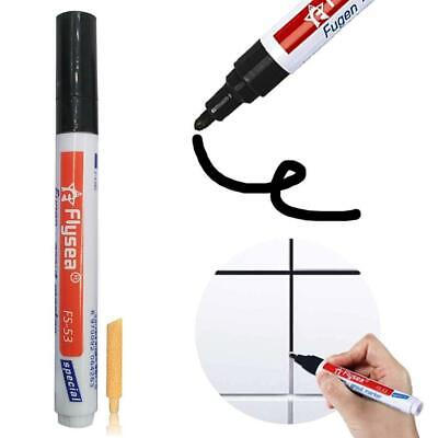 Tile Beauty Repair Pen Wall-Gap Refill Grout Refresher Kitchen Bathroom Cleaner. • 2.19£