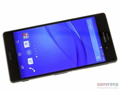 $ CDN141.63 • Buy New *UNOPENDED* Sony Xperia Z3 D6603 (Unlocked) Smartphone/Black/16GB