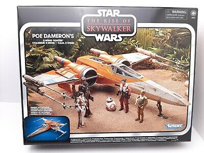 $ CDN169.98 • Buy Hasbro Star Wars Vintage Collection POE DAMERON'S X-WING FIGHTER Vehicle