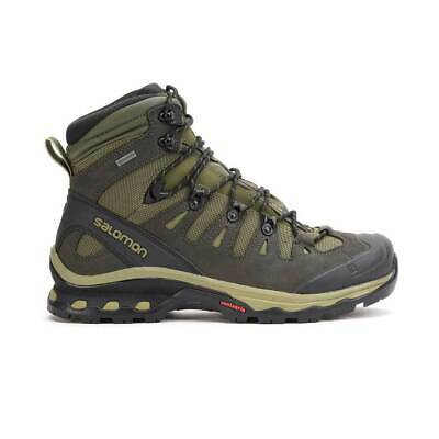 AU369 • Buy Salomon Quest 4D 3 GTX Men's Hiking Boot - Grape Leaf/Peat/Burnt Olive