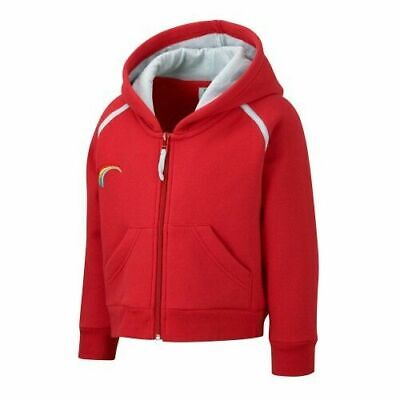 Rainbows Hooded Jacket Hoodie Official Girl Guide Uniform Size XS • 17.99£